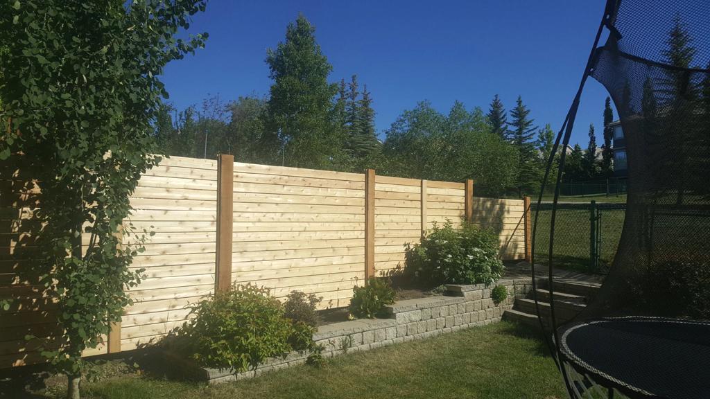 Fences - Pressure treated