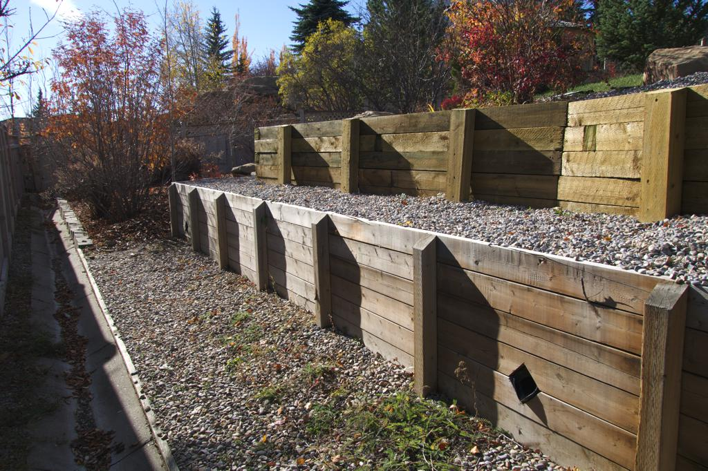 Perfect 2 12 Pressure Treated Retaining Wall Fb92