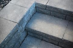 steps - charcoal pisa II capstone steps